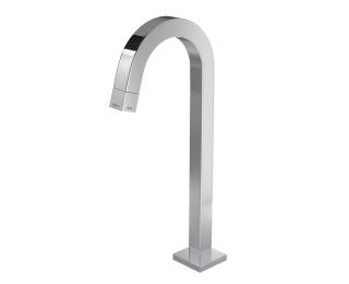 Torneira de mesa bica alta para lavatório