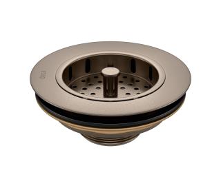 Válvula de escoamento para pia de cozinha