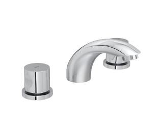 Misturador de mesa bica baixa para lavatório
