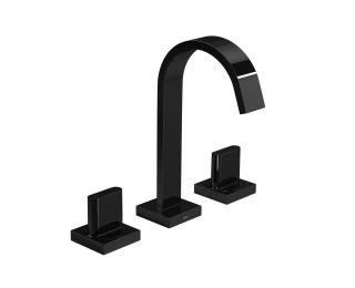 Misturador de mesa bica alta para lavatório
