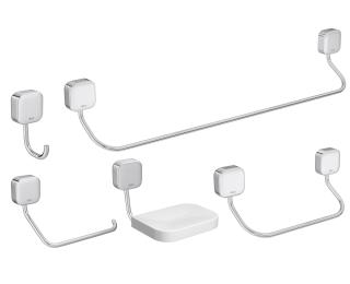 Kit de acessórios com 5 peças