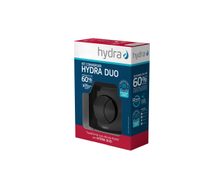 "Kit conversor Hydra Max para Hydra Duo 1 1/4"""
